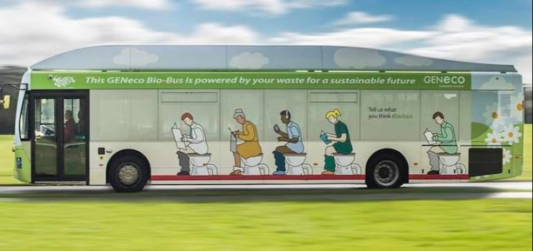 The UK Now Has A Bus That's Powered By Poop Hero Image