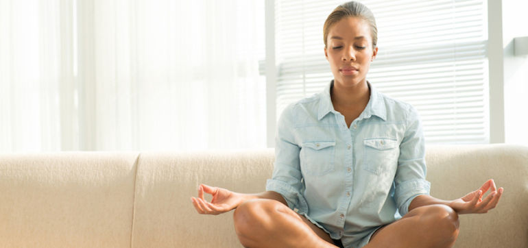 What To Do When Your Mind Won't Let You Meditate Hero Image
