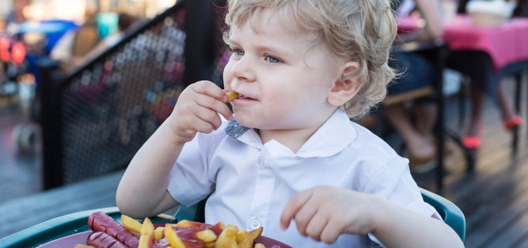 Why You Should Let Your Kids Eat Junk Food (Video) Hero Image