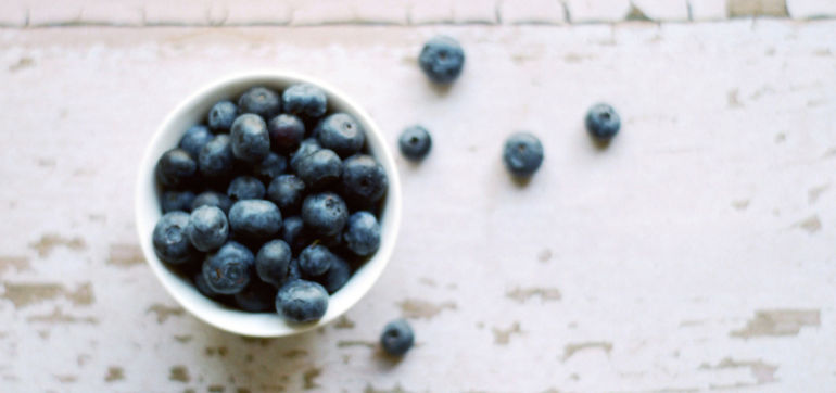 Why Blueberries Are So Great For Your Heart Hero Image