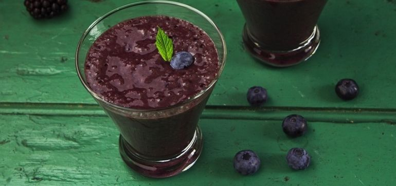 Fertility Smoothie Recipe Hero Image
