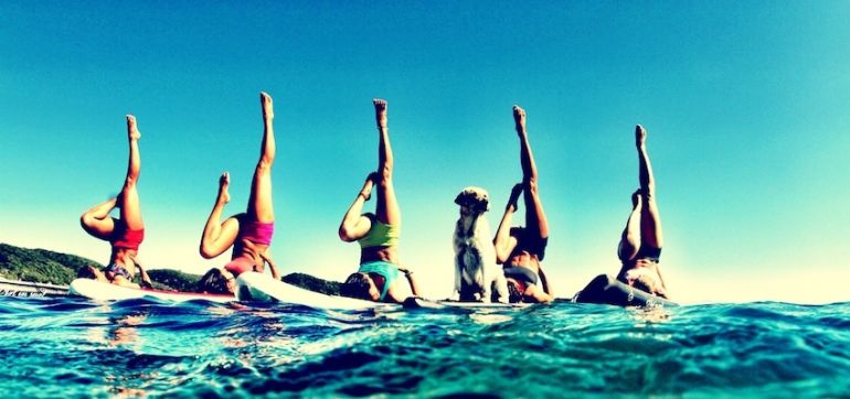 SUP & Yoga In Brazil (Gorgeous Photos) Hero Image