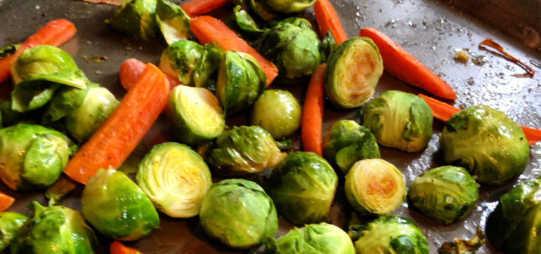 Easiest Brussels Sprouts Recipe You'll Ever Make Hero Image