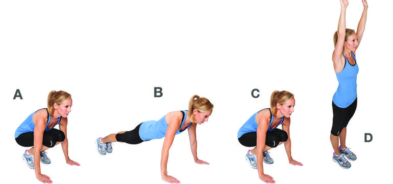 5 Awesome Exercises For A 30-Minute Fat-Burning Workout Hero Image