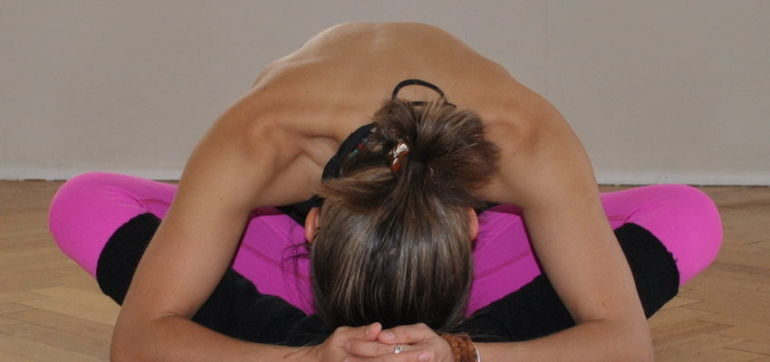 The One Yoga Pose To Do No Matter How Busy You Are Hero Image