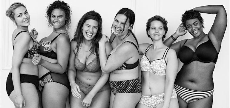 Lane Bryant's #ImNoAngel Campaign Jabs Victoria's Secret Hero Image