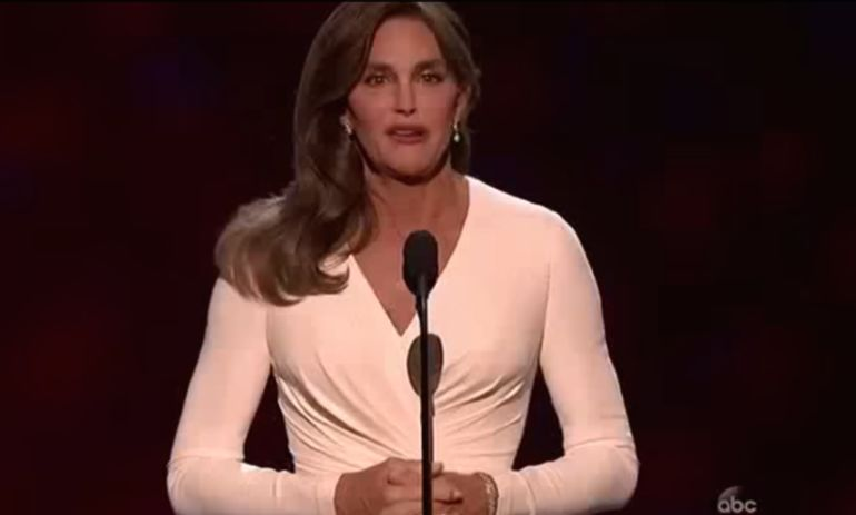 Watch Caitlyn Jenner's Moving ESPY Speech About Equality Hero Image