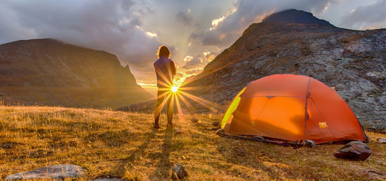 6 Great Reasons To Go Camping! Hero Image