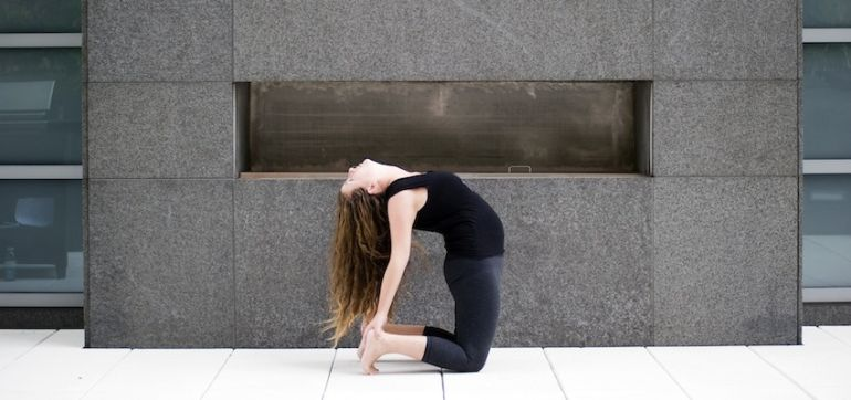 7 Yoga Poses To Balance Your Chakras Hero Image