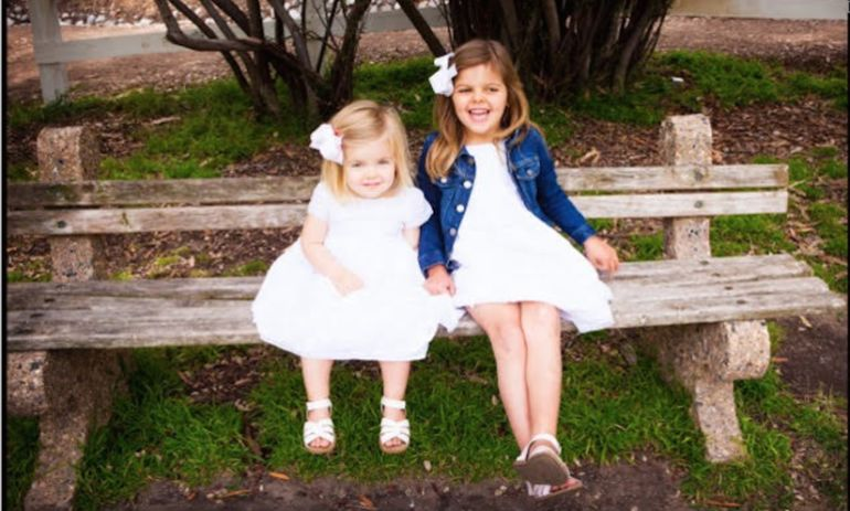My Daughters Are Battling A Terminal Illness. Here's How I'm Trying To Help Hero Image