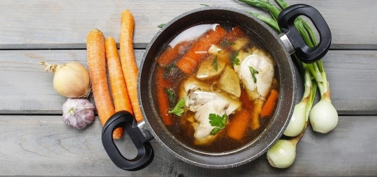 Sure, Bone Broth. But Which Bones Should You Actually Use? Hero Image