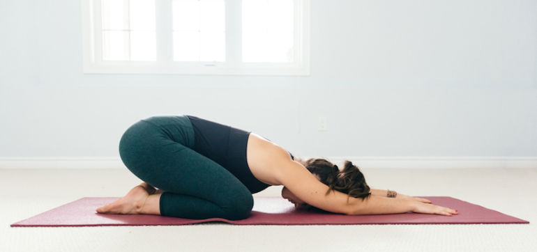 5 Things I'd Say To Anyone Who's Hesitant To Try Yoga Hero Image