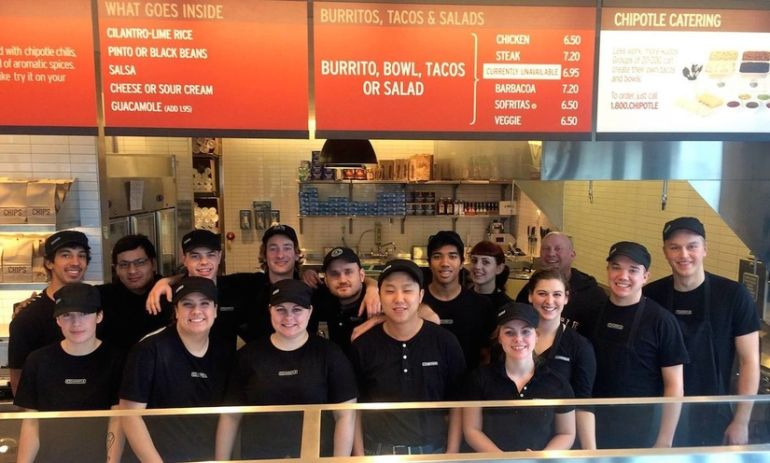 Chipotle Now Offers Tuition Reimbursement & Paid Time Off To All Workers Hero Image