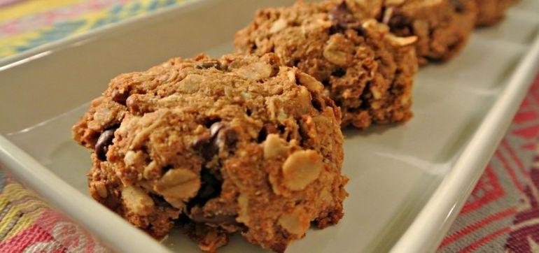 Chocolate Pecan Cookies That Are To Die For (Gluten Free & Vegan!) Hero Image