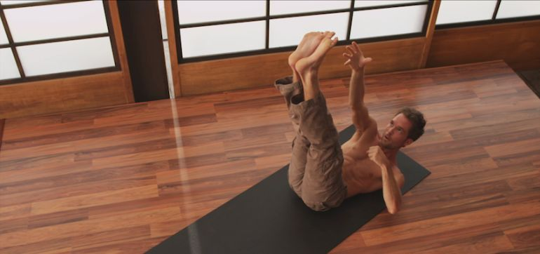A Yoga Sequence To Work Your Core Hero Image