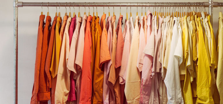 What Your Clothing Color Choice Says About You Hero Image