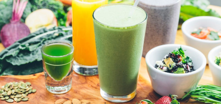 7 Foods To Supercharge Your Smoothies Hero Image