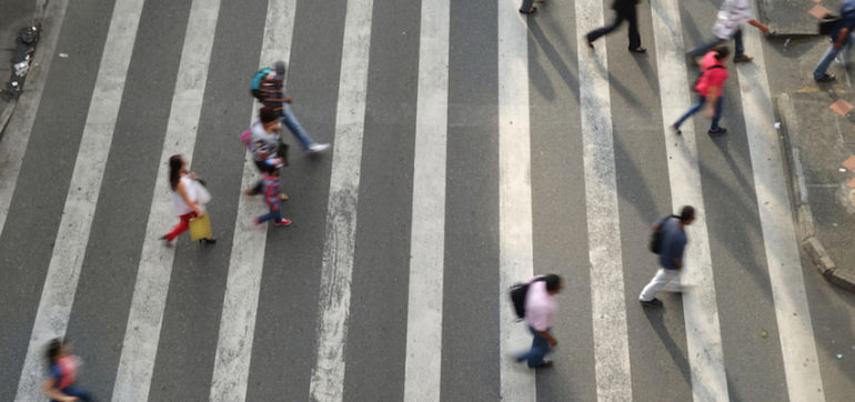 The 10 Most Pedestrian-Friendly Cities In The U.S. Hero Image