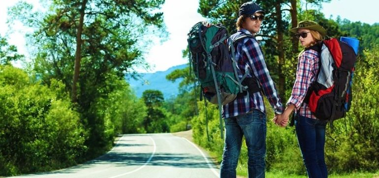 Road Trips, Camping & Hotels: 5 Tips For Healthy Adventuring Hero Image