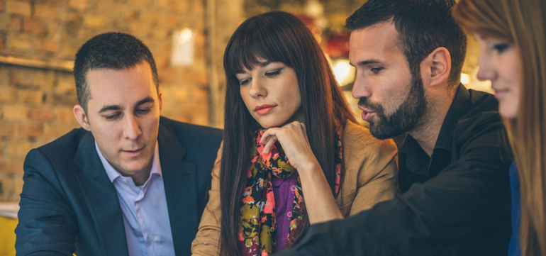 7 Tricks To Stay Calm When Interacting With People You Don't Like Hero Image
