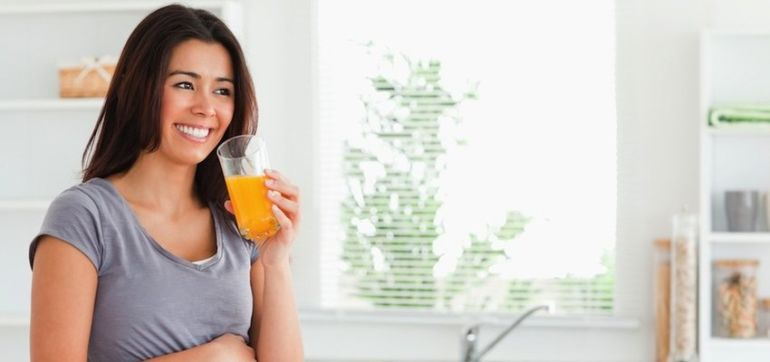 Surprising Things A 10-Day Juice Fast Taught Me Hero Image