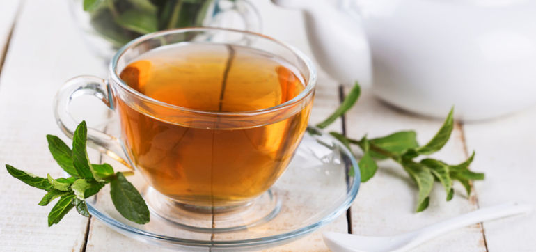 Anti-Inflammatory Green Tea With A Peppermint & Nettle Kick Hero Image