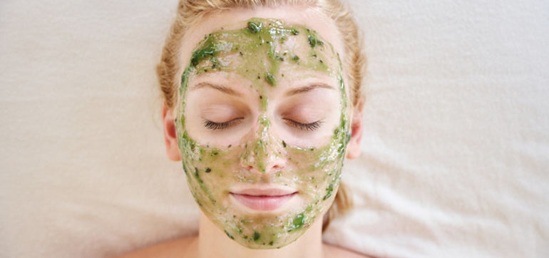 A 3-Step DIY Facial For Radiant Skin Hero Image