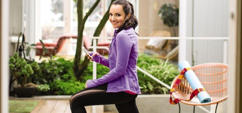 DIY: Make Your Own Yoga Mat Carrying Strap Hero Image