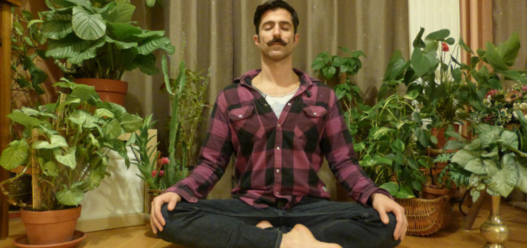 Meditation For People Who Don't Meditate (A 12-Step Guide) Hero Image