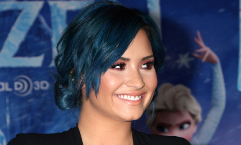 Demi Lovato Launches A Mental Health Campaign To Help Combat Stigma Hero Image