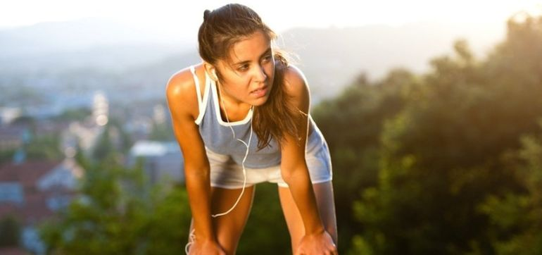 8 Tips For Exercising In The Heat Hero Image