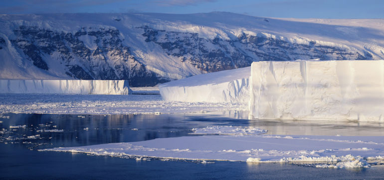 East Antarctica Is Melting Even Faster Than We Thought Hero Image