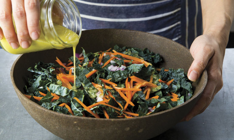 Have Your Pizza And Detox, Too (Recipe) Hero Image