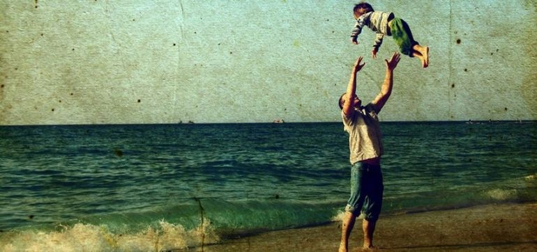 What I Learned From My Dad About Dying & Living Happy Hero Image