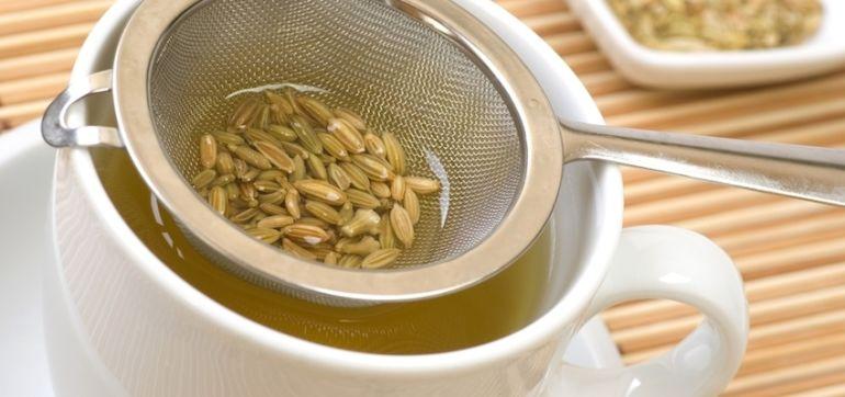 DIY: After-Dinner Tea To Help You Digest Hero Image