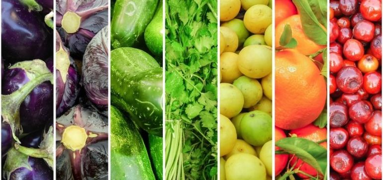 The Best Foods To Help You Eat The Rainbow & Boost Your Energy Hero Image