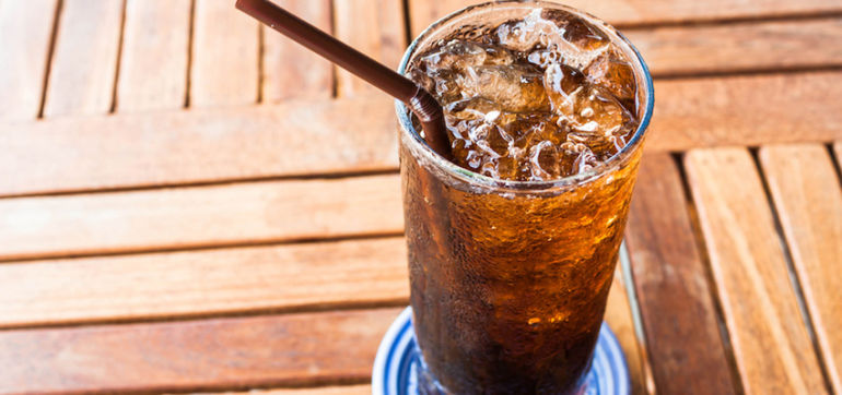 Study: Drinking Diet Soda Means You're More Likely To Die Of Heart Disease Hero Image