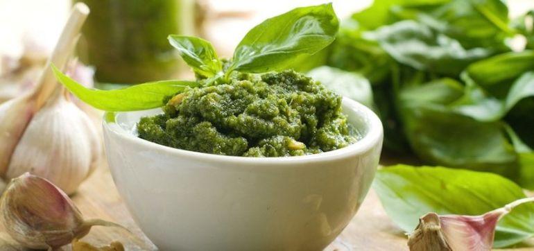 Raw Recipe: Delicious Detox Pesto Hero Image