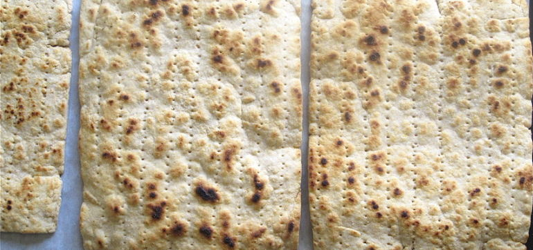 Gluten-Free Matzo Just In Time For Passover Hero Image
