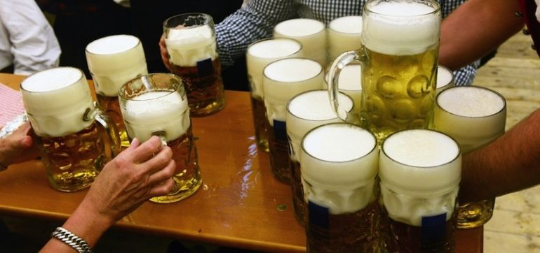 The 25 Countries Where People Drink The Most Booze Hero Image