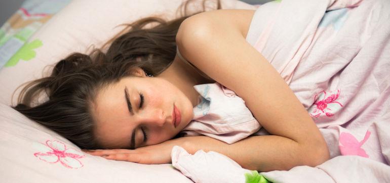 10 Tips To Get Better Sleep Tonight Hero Image