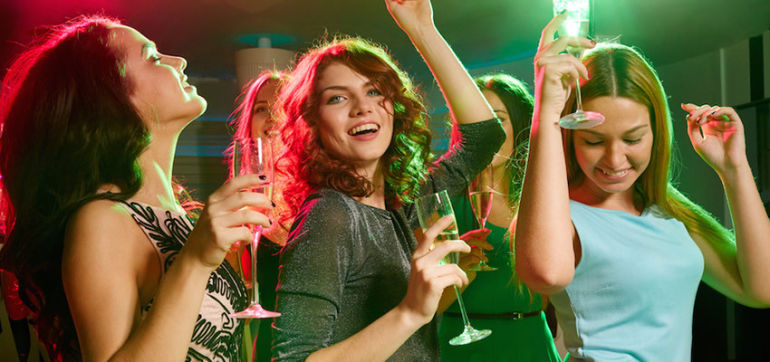 7 Tips To Stay Healthy While You Party Hero Image