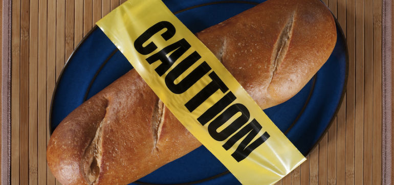 Think You're Eating Gluten-Free? 9 Ways You're Sabotaging Yourself Hero Image