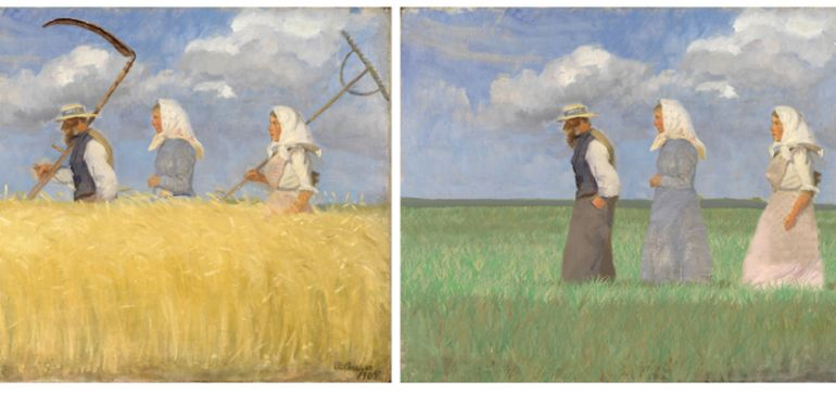 "Hilarious ""Gluten-Free Museum"" Tumblr Removes Grains From Works Of Art Hero Image"