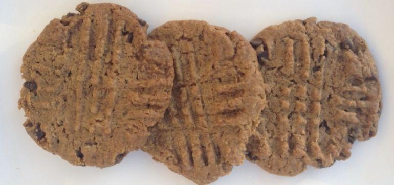 Gluten-Free Recipe: Peanut Butter Cookies Hero Image