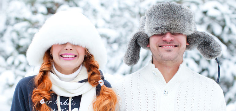 10 Tips To Beat The Winter Blahs Hero Image