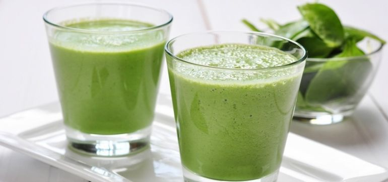 Forget Sports Drinks! Refuel With This Green Juice Hero Image