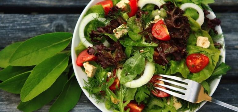 10 Reasons Why You Should Have Greens Every Day Hero Image