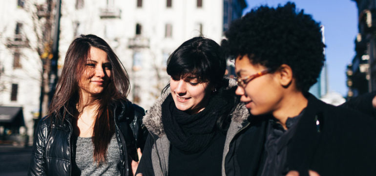 What Your Friend Group Says About Your Values Hero Image