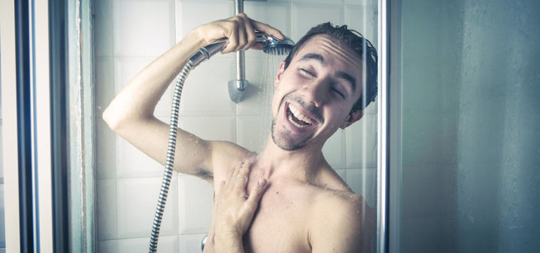 3 Things Creative People Do In The Shower Every Morning Hero Image